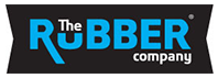 the rubber logo